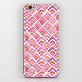 Sewatdee Pink Pattern iPhone Skin