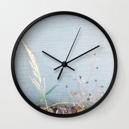 Intersection 3 Wall Clock
