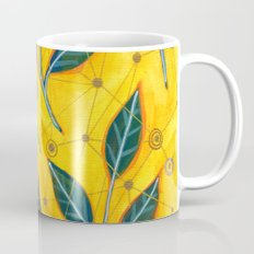 connected to nature Coffee Mug