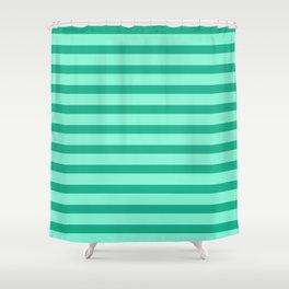 Fresh Fashion Green Shower Curtain