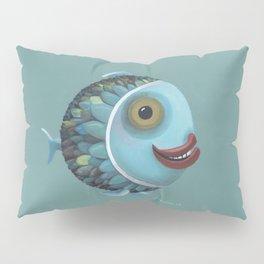 pisces (green) Pillow Sham