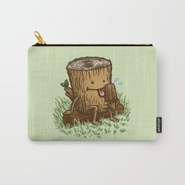 The Popsicle Log Carry-All Pouch