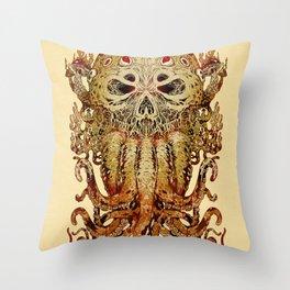 Lovecraft Throw Pillow