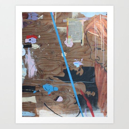 """""""Family History"""" Art Print"""