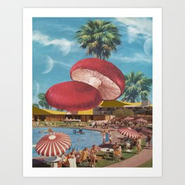 The Last Resort Art Print