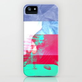 photoshop print  iPhone Case