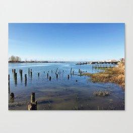 Beautiful British Columbia - Steveston - Richmond Canvas Print