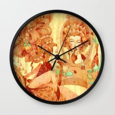 All the bells and whistles Wall Clock