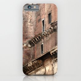 Pantheon of Rome Side View iPhone Case