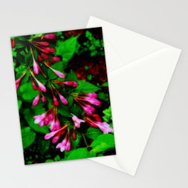 Weigela Stationery Cards