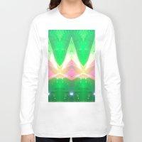 illuminati Long Sleeve T-shirts featuring Illuminati by Alison Manno