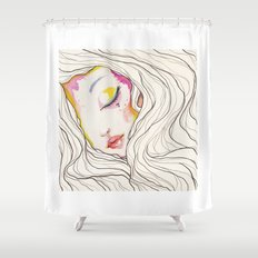 SEVEN Shower Curtain