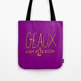 GEAUX Tote Bag