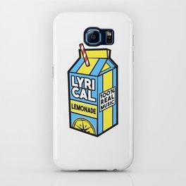 Lyrical Lemonade iPhone Case