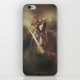 The wild huntress iPhone Skin