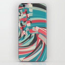 Chaos And Order iPhone Skin