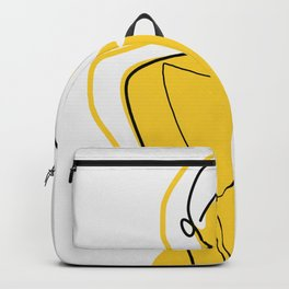 Sun Kissed Shy Girl Backpack
