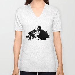 Aokigi Kuzan One Piece Unisex V-Neck