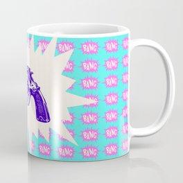 Purple Gun Coffee Mug