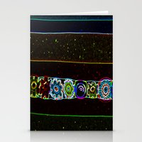 starry night Stationery Cards featuring Starry Starry Night by Lior Blum