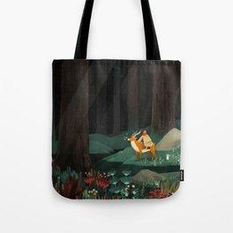 Princess Mononoke tribute Tote Bag