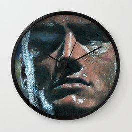 Ivan Drago Wall Clock