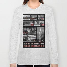 Red Rocket 28 Long Sleeve T-shirt