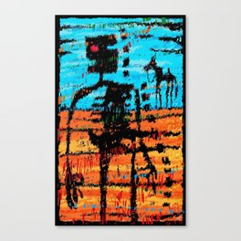 The Last Outlaw Canvas Print