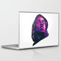 kendrick lamar Laptop & iPad Skins featuring KENDRICK LAMAR : NEXTGEN RAPPERS by mergedvisible