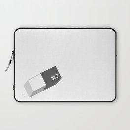 Funny Command Z Undo Eraser Laptop Sleeve