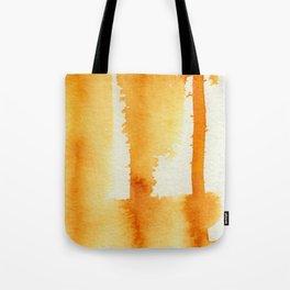 Vertical Sunrise Tote Bag