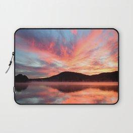 Glory: A Spectacular Sunrise Laptop Sleeve
