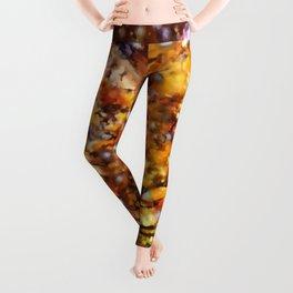 Starry Tree Leggings