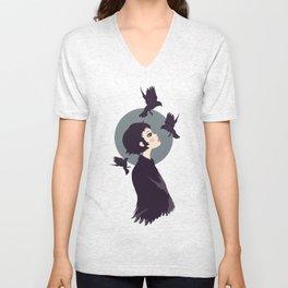 Birdy Unisex V-Neck