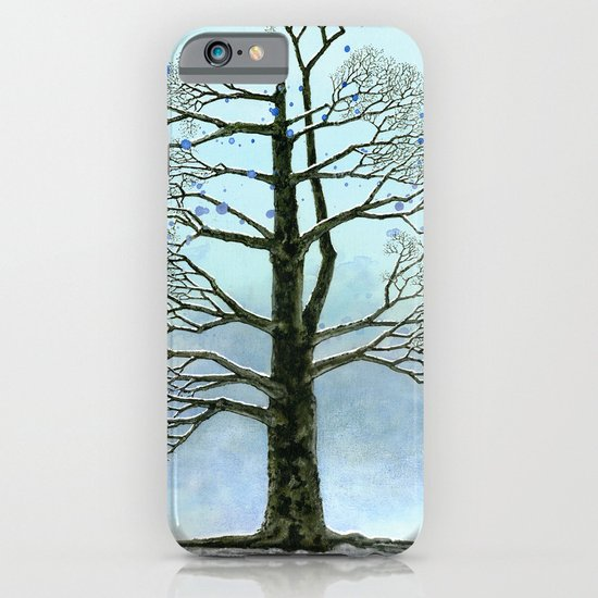 The lonely tree iPhone & iPod Case