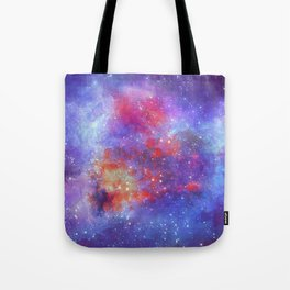 Heart of Universe Tote Bag