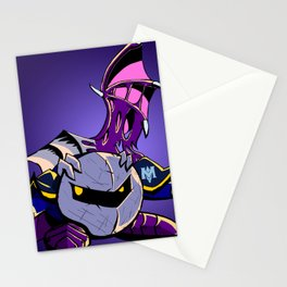 Meta Knight Stationery Cards