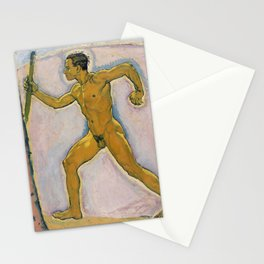 Koloman Moser - The Wayfarer, 1914 Stationery Cards