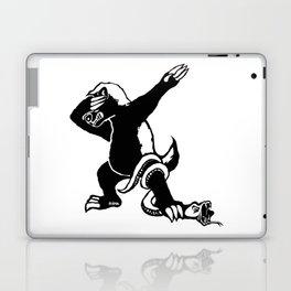 Dabbing Honey badger Laptop & iPad Skin