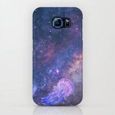 Jellyfish Space Exploration Galaxy S7 Slim Case