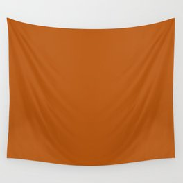 Ginger - Solid Color Collection Wall Tapestry