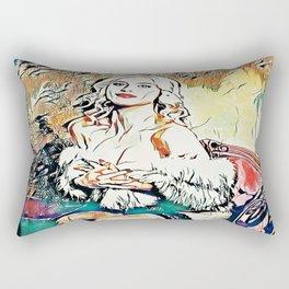 Drawing Room Rectangular Pillow