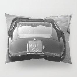 1957 4.5 Coupe, Modena, Italy Italian Sport Car Factory Photograph Pillow Sham