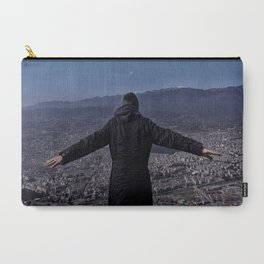 loneliness in scenery Carry-All Pouch