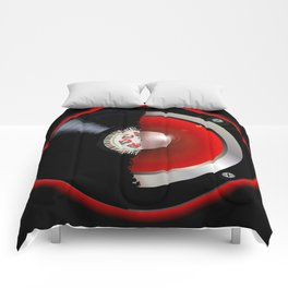 Record Speaker Comforters