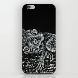 Bohol Tarsier from the Philippines iPhone Skin