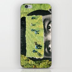 Cultivate Your Mind iPhone & iPod Skin