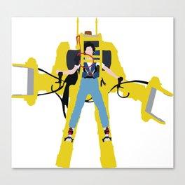 Power Loader Canvas Print