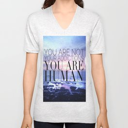 Know Your Truth  Unisex V-Neck