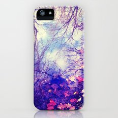 Winter Reflection Slim Case iPhone (5, 5s)